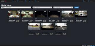SmartView Screenshot Video History